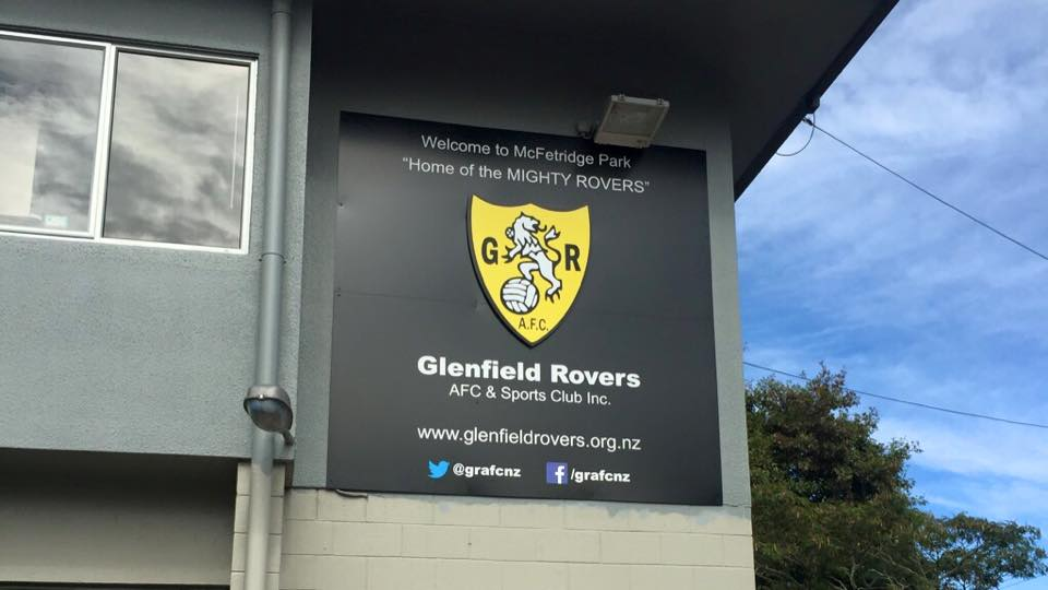 GlenfieldRovers Auckland